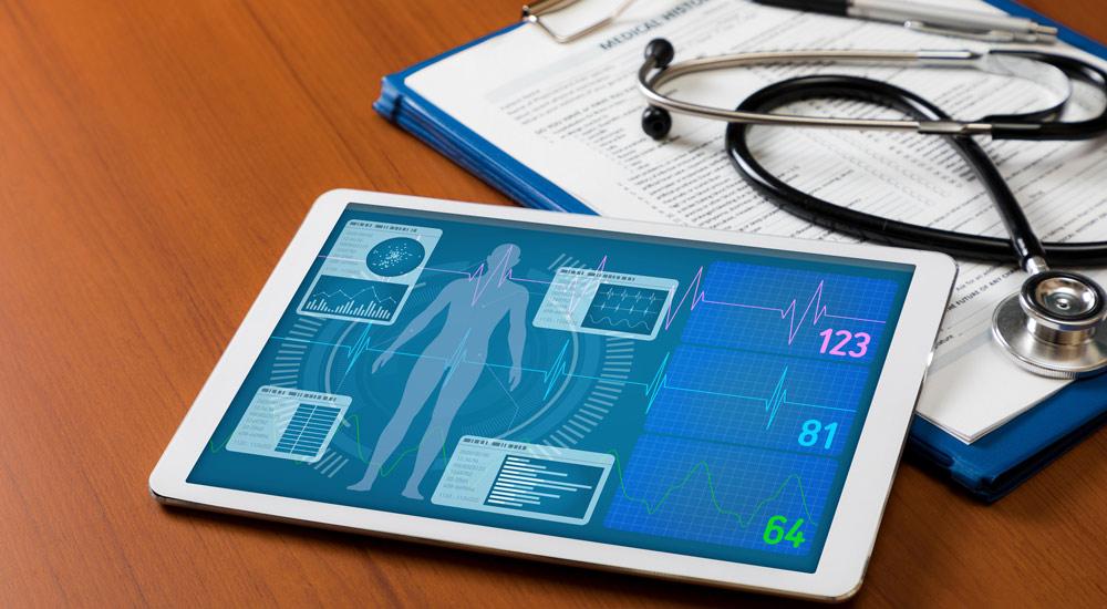 پرونده الکترونیک سلامت (EHR)