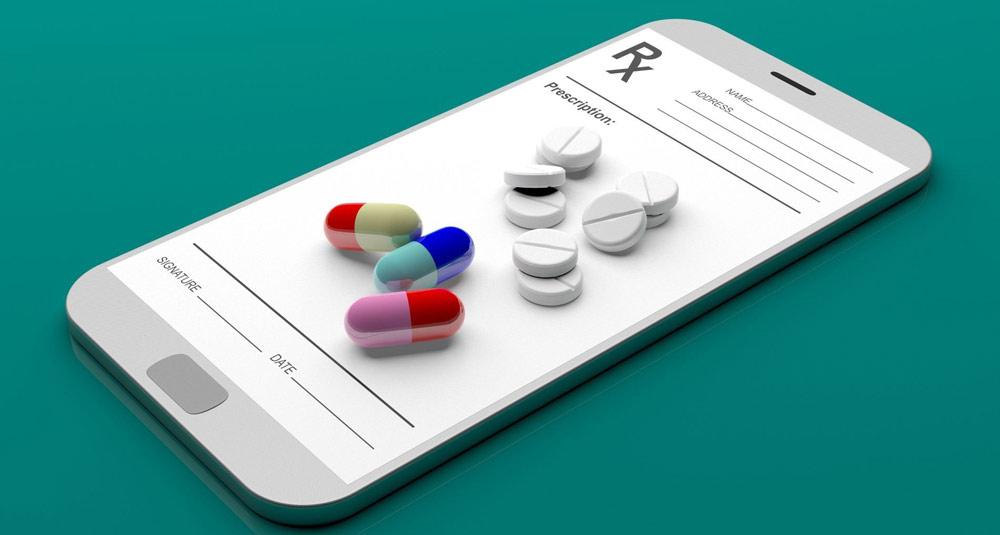 نسخه الکترونیکی یکی از بخش های موجود در پرونده الکتونیک سلامت کوشان تک