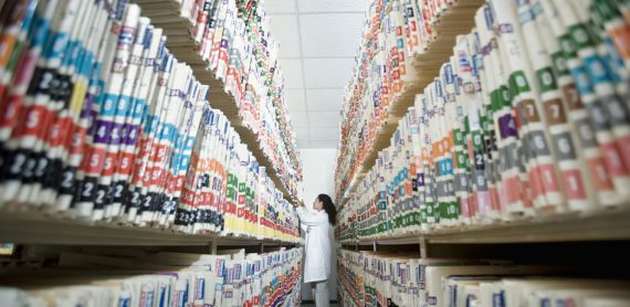 بهترین شیوه ها برای اسکن پرونده بیماران در EHR