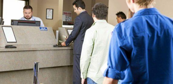 سیستم مدیریت صف ، مزایای کارکنان را افزایش می دهد
