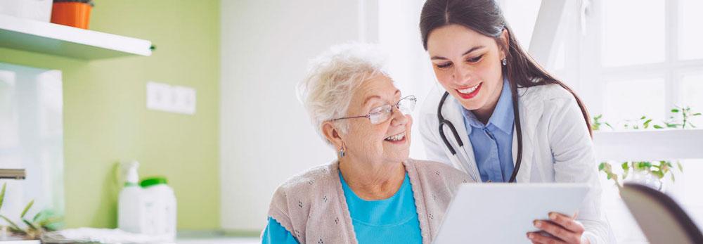 پرونده الکترونیک سلامت و پشتیبانی از بیمار
